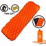 Best Backpacking Sleeping Pads - Ultralight Sleeping Pad -Inflatable Backpacking Sleeping Pad Review