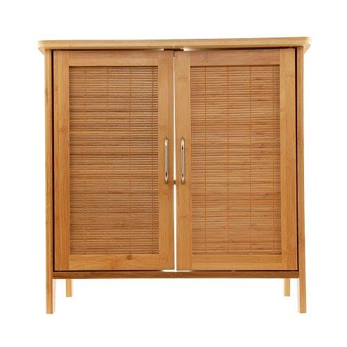 Limal Bambus Waschtischunterschrank - 5