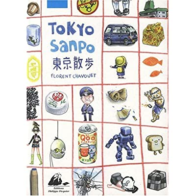 Tokyo Sanpo : Promenades à Tokyo