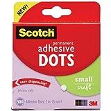 3M Scotch adhésif Permanent Dots-Small Craft