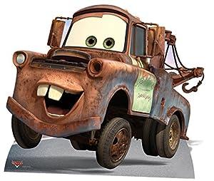 STAR CUTOUTS - Parte Corporal Falsa Mater Disney Cars (SC605)