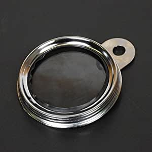 support vignette metal chrome vintage dax. Black Bedroom Furniture Sets. Home Design Ideas