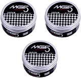 Best Hair Styling Wax For Women - MG5 Hair Wax Pack of 3(150gm/piece) Hair Styler Review
