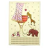 A4 Gedächtnisbuch - Neue Baby - Rosa - 120 Seiten - Größe - 297mm x 210mm