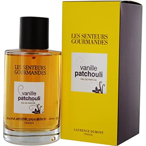 Les Senteurs Gourmandes Eau de Parfum Vanille Patchouli 100ml