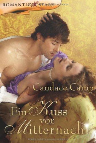 Buchseite und Rezensionen zu 'Ein Kuss vor Mitternacht' von Candace Camp