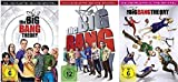 The Big Bang Theory Staffel 9-11 (9+10+11) [DVD Set]