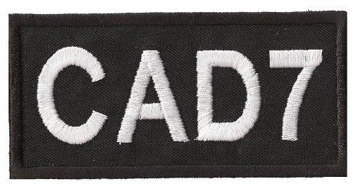 Preisvergleich Produktbild Counterstrike CAD7 Go global offensive CTU Counter Terrorist Unit Aufnäher