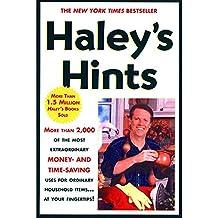 Haley's Hints