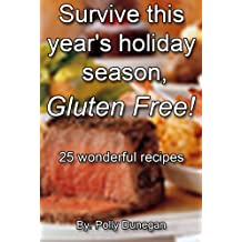Survive this year's holiday season, Gluten Free