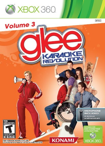 Karaoke Revolution Glee Vol 3 Bundle (Dates Tbd) (Xbox360 Videospiel-bundles)