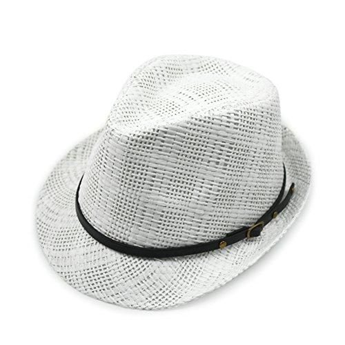 Coréen hommes et femmes printemps été soleil hat/Chapeaux d'Angleterre/chapeau de soleil plage amoureux/Chapeaux de jazz E