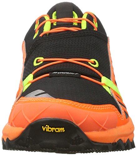 Dynafit Herren Alpine Pro Traillaufschuhe Mehrfarbig (Fluo Orange/Fluo Yellow)