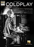 Coldplay: Authentic Transcriptions Of 12 Classics: Songbook für Keyboard (Note-for-note Keyboard Transcriptions)