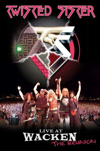 TWISTED SISTER-LIVE AT WACKEN (DVD+CD)