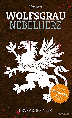Wolfsgrau Nebelherz: Dark-Fantasy