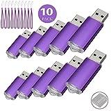 10pcs 16G USB flash drive usb 2.0 Memory Stick Pen Drive de disco de memoria (16.0 GB)