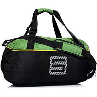 f6256bb0343a Suntop Sportive Yoga Sports Gym Bag with Shoe compartment and Yoga mat  holder   Rs. 1095