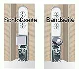 Athmer Unidicht WS 833 mm absenkbare Bodendichtung 2-seitige Auslösung Türdichtung Nr. 1-306