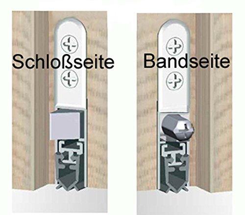 Athmer Unidicht WS 1083 mm absenkbare Bodendichtung 2-seitige Auslösung Türdichtung Nr. 1-306