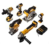 Dewalt DCK694P3 18 V Brushless Kit (6-Piece)