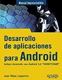 Desarrollo de aplicaciones para Android (Manuales Imprescindibles)