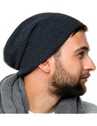 Osaka Hat - weiche Strick Mütze aus 100% Baumwolle - long beanie für Herren und Damen 2014/2015