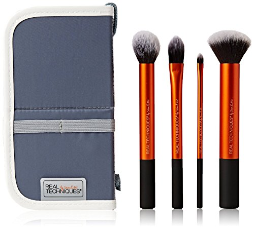 REAL TECHNIQUES 4 BRUSH SET