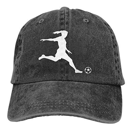 cvbnch Cowboy-Hut Sonnenkappen Sport Hut Soccer Girls Men's Women's Adjustable Baseball Hat Denim Fabric Trucker Hat Sports Cool Youth Golf Ball Unisex Hiking Cowboy hat hip hop