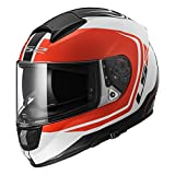 LS2 nbsp;Motorradhelm XXL Bianco/Rosso/Nero