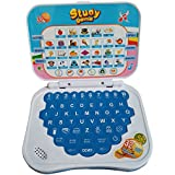 S S Traders - Mini Educational Learning Laptop, Educational Learning Kids Laptop, Study Game Kids Mini Laptop English Learner Study Game Computer Notebook Toy (BEN-10)