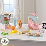 KidKraft Pastel Ensemble de cuisson et smoothie appareil de cuisine