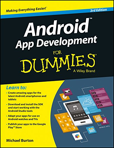 Android App Development for Dummies, 3ed