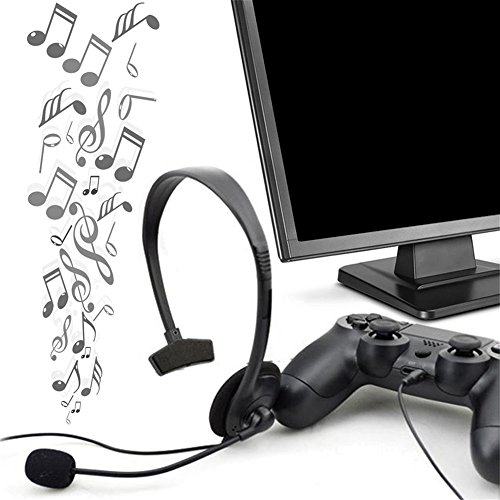 Hp Video Splitter (HeavFYj Over-Ear-Kopfhörer für Playstation PS4)