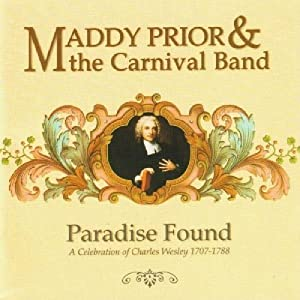 Freedb D50B010F - Love Divine, All Loves Excelling (Tune Westminster H. Purcell 1659-1695  Track, music and video   by   Maddy Prior & The Carnival Band
