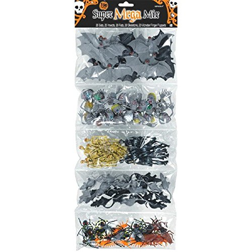 392389 Creepy crawly Mega Mix für Pack (Creepy Crawly Kostüme)