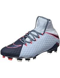 NIKE Men''s Hypervenom Phatal Iii Df Fg Football Boots