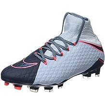 Nike Hypervenom Phatal III DF FG, Botas de Fútbol para Hombre