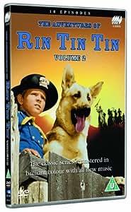 The Adventures of Rin Tin Tin - Vol. 2 [Import anglais]