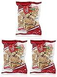 #10: JJ Snacks Groundnut Chikki Bars, 200 grams (Pack of 3)