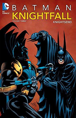 Batman Knightfall TP New Ed Vol 03 Knightsend por Dennis Oniell