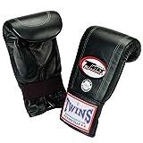 Twins–Guantes de saco TBM 1–Negro, guantes de saco, M