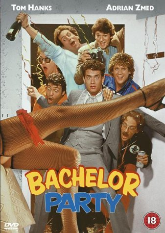 Bachelor Party [1984] [DVD] by Tom Hanks
