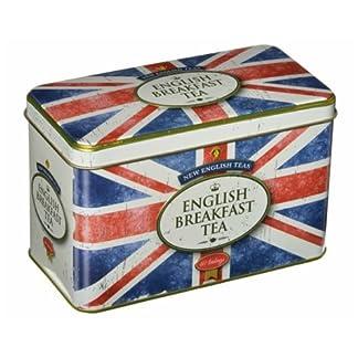 New-English-Teas-English-Breakfast-Tea-40-Tea-Bags-Union-Jack-Vintage-Tin
