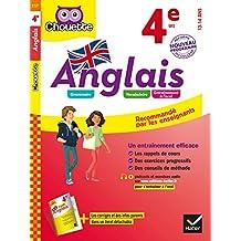 Anglais 4e - LV1 (A2 vers B1): cahier d'entraînement et de révision