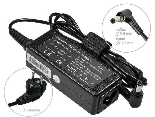 30W 19V Notebook Netzteil AC Adapter Ladegerät für Acer Aspire V5-431 V5-431-10072G50Ma...