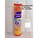Mastic Colle Sikaflex Pro-11FC Blanc 300ml Sika