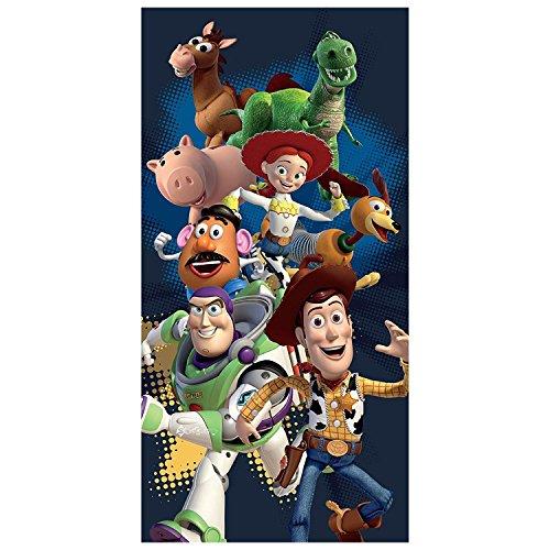 Disney Toy Story The Great Escape Cotton Beach Bath Towel 70 x 140cm by  Disney a447f987cd2