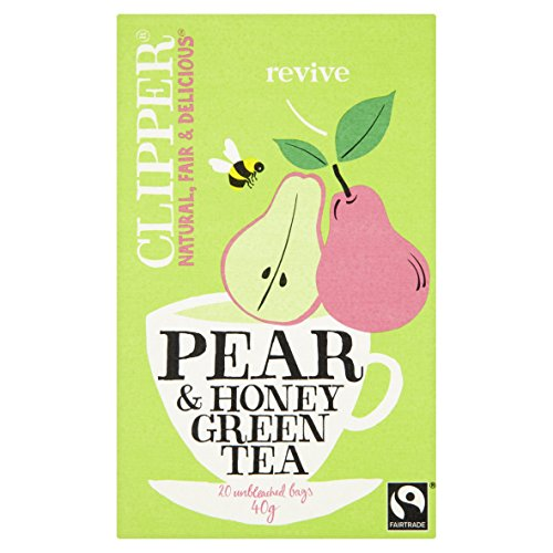 clipper-green-tea-with-pear-honey-20-bag-order-6-for-trade-outer