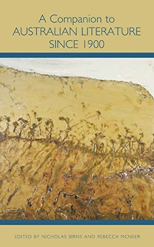 [A Companion to Australian Literature Since 1900] (By: Nicholas Birns) [published: December, 2007]